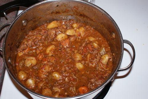 Lamb stew wide