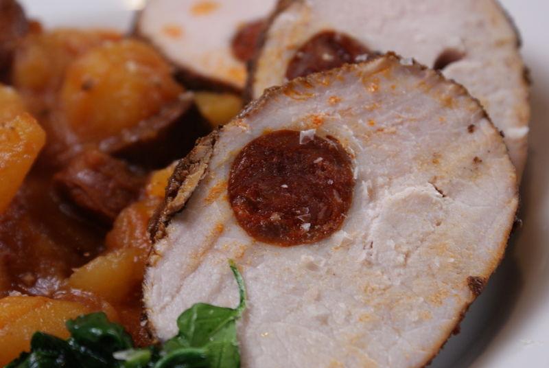 Naked pork